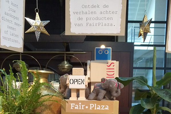 Fairplaza trendZ beurs